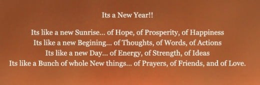 Its A New Year