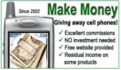 Start Your Own Internet Wireless Store For FREE - Give Away And Sell Cell Phones - Earn Money