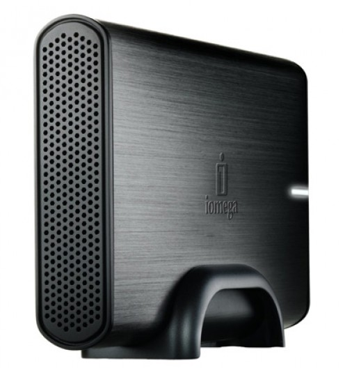 Iomega Prestige - The best external hard drive of 2016