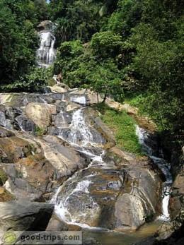 Na Muang 2 Waterfall