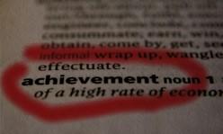 Achieving is succeeding!