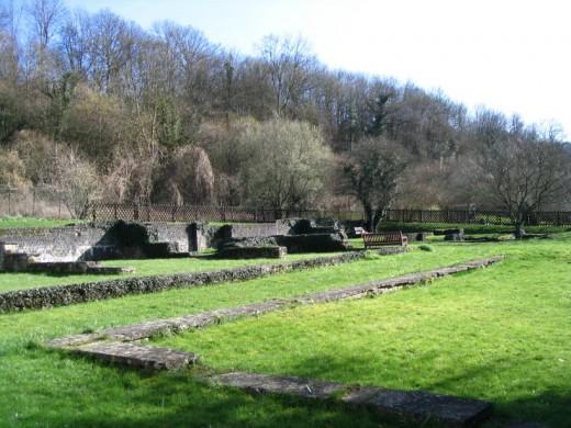 Nennig's Roman villa remains