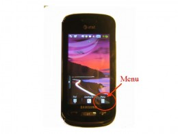 LG GR500 Phone