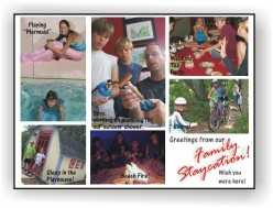 Our Family Staycation! Create Your Fantasy Vacation at Home!