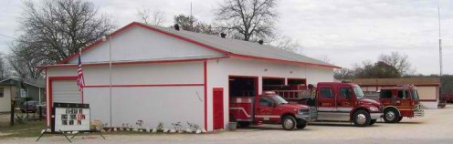 AtaBexar County Line Volunteer Fire Department