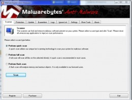 Malware bites, so remove it with MalwareBytes...