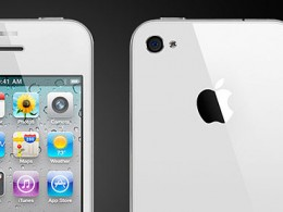 Where is the white iPhone 4?  Spring 2011?