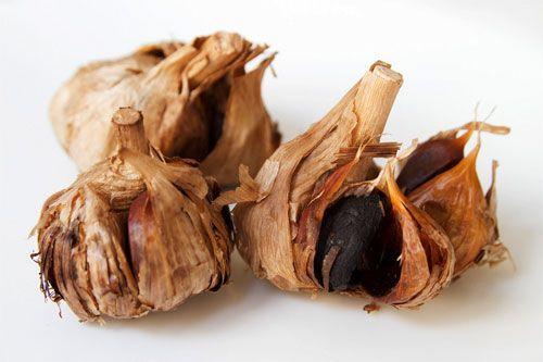 health benefits of black garlic