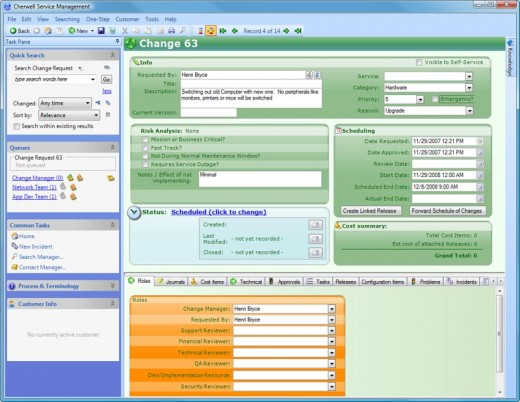 it help desk software review Help desk, service desk, and more it's everything you need in one itsm solution sysaid is an itsm, service desk and help desk software solution that integrates all of the essential it tools into one product its rich set of features include a powerful help desk, it asset management, and other.