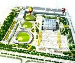 Beijing Wukesong Sports Center Baseball Field