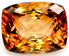 Golden Imperial Topaz