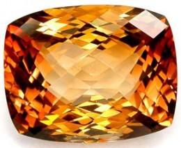 Golden Imperial Topaz