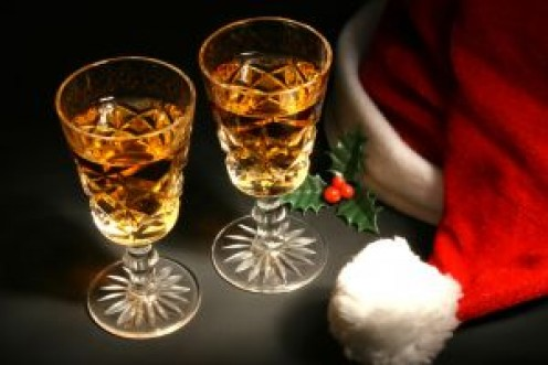 The holidays are more enjoyable when you don't invite booze