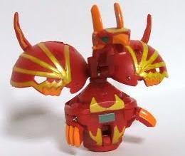 Red Pyrus Raptorix