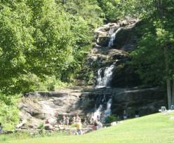 Kent Falls, Summer 2010