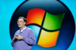 Billionaire Bill Gates the Microsoft Windows