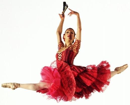 Lorena Feijoo - San Francisco Ballet