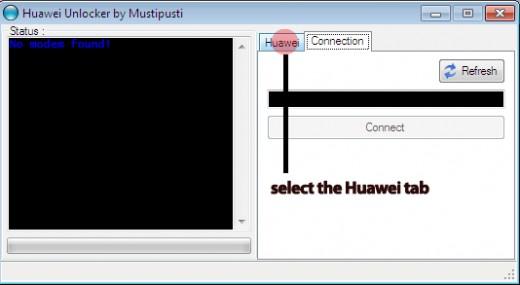 Huawei unlocker