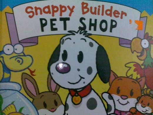 Pet Shop Books