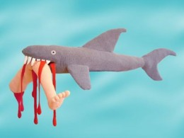 Shark Attack by Patricia Waller