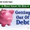 How Can I Get Out Of Debt?
