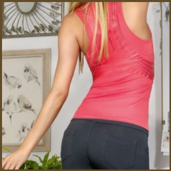 Turn into a Hottie with Reebok Toning Pants
