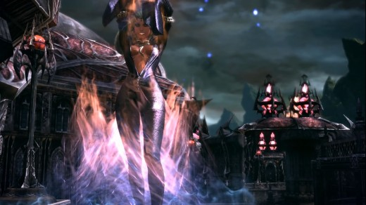 Castanic Sorcerer