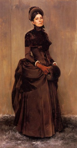 Women S Fashions Of The Victorian Era From Hoop Skirts To