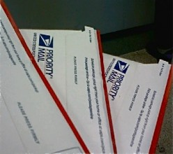 Shipping with USPS Priority Mail