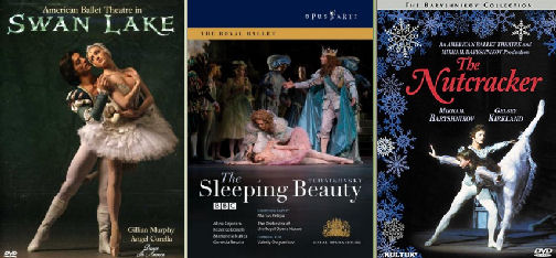 Tchaikovsky Ballet available from Amazon.com