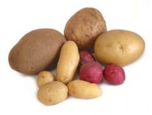 Yum! Potatoes