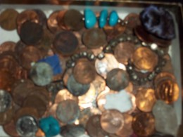 Pennies add up, small change saved can give enough for an extra few dollars in the gas tank, or a cheap meal