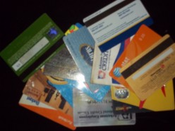 Emergency Credit Cards.
