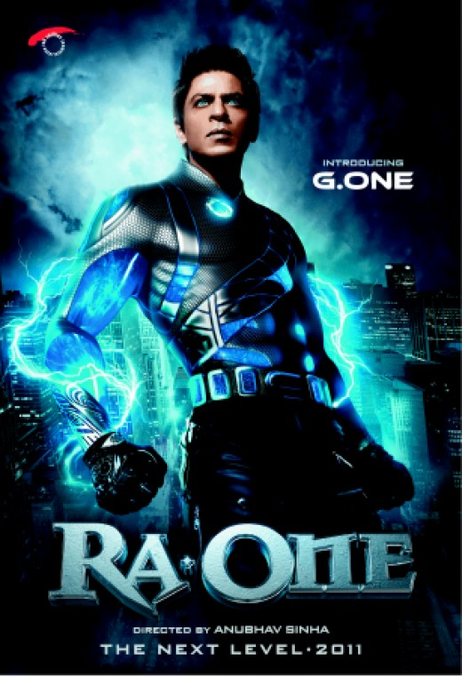 Ra.One First Look | Ra.1 First Look