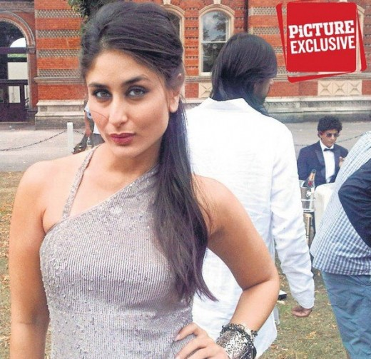Kareena in Ra.One set