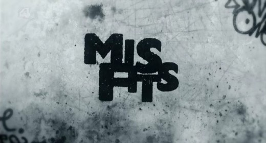 The Misfits is a UK TV show. The music and soundtrack from the Misfits is awesome.