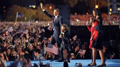 Obama as Othello ; A Shakespeare Parody. Act 2 Scene 4 - The Election Night of 2008.