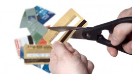 Cut that Credit Card? Yes. Cut the Credit Card Debt? Not yet!