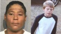 Mona Yvette Nelson, (Accused Murderer) and Jonathan Foster (Victim)