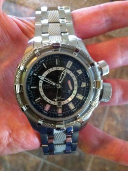 Here is the Invicta Reserve Bolt we got on The Sunday Run for $120 (MSRP $1995).