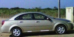 My dad's car