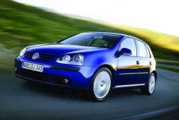 #3-Volkswagen Golf