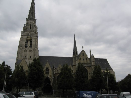 Church of Sts. Peter and Guidon, Anderlecht