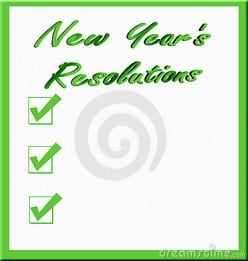 Setting goals or making resolutions - make them work