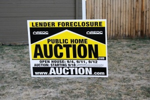 Foreclosure at Auction