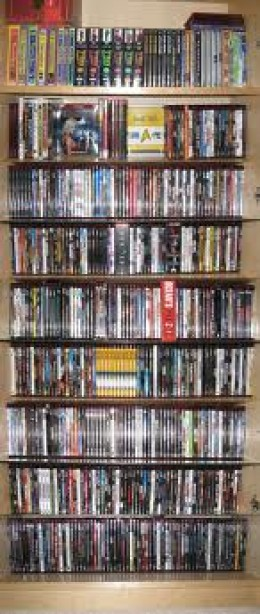 Whats in your DVD Collection?