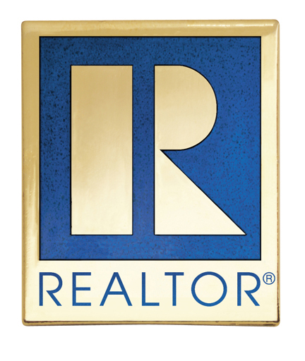 Always Look For The REALTOR Pin!