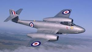 Another aircraft Bryan Flew back in the 1950s.