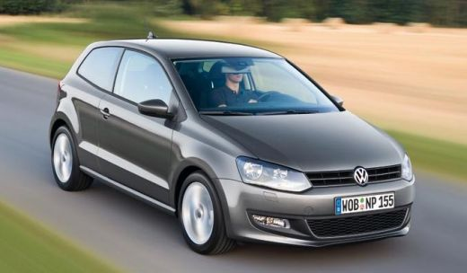 Get a loan for new Polo Diesel