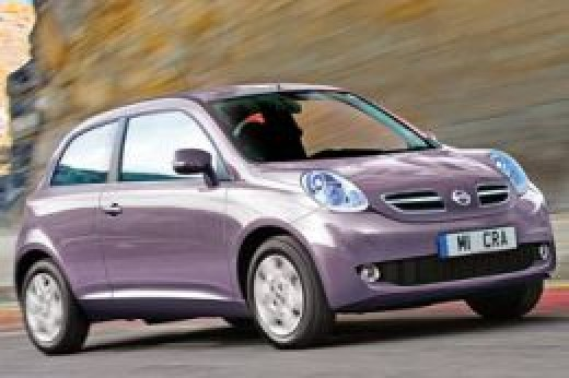 Nissan Micra Car Loan TopUp